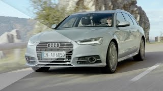 2015 Audi A6: New engine and Infotainment