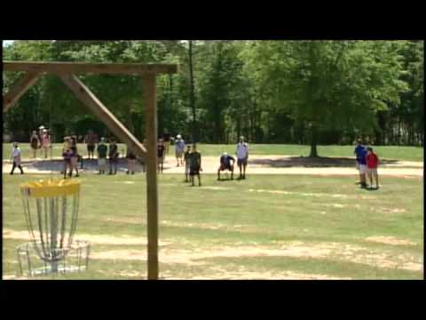 Disc Golf -- 2011 National Collegiate DG Champs