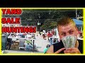 Amazing Yard Sale Finds! Making Money At Yard Sales!
