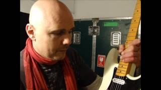 Billy Corgan shows us his guitars