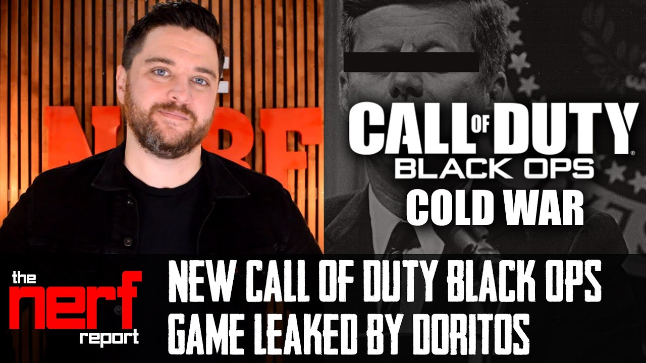 Doritos Leaks The Next Call Of Duty Black Ops Cold War Game The