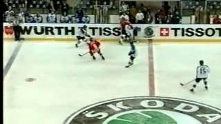 MS v hokeji 1999, reportáže ze semifinále a finále