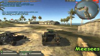 Battlefield 2 gameplay 2 - Special forces part 2/2