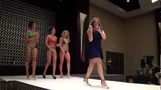 KMswimwear at the Brazilian Fashion Week USA 2013