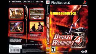 dynasty warriors 4 the wall of fate soundtrack