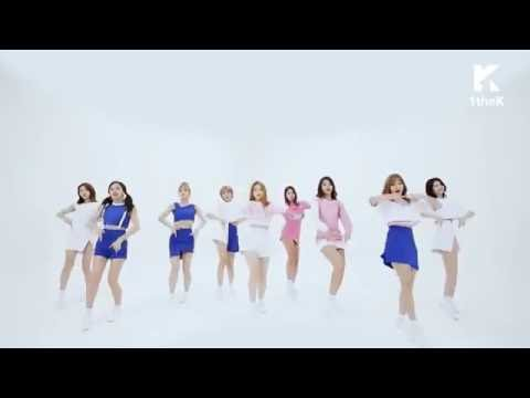 開始Youtube練舞:TT-Twice | Dance Mirror