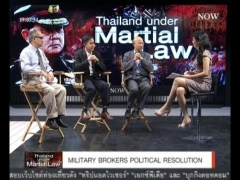 MILITARY BROKERS POLITICAL RESOLUTION