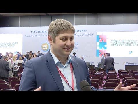 International Economic Forum Opens in St. Petersburg