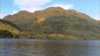 Cowal Peninsular, Scotland - September, 2012