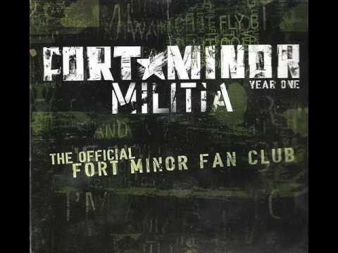 Fort Minor - SCOM (Instrumental)