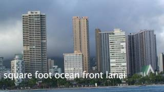 Waikiki Beach Tower Condo  Rental #1903- Honolulu