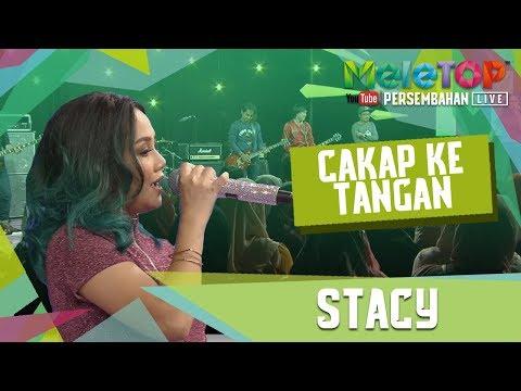 Stacy - Cakap Ke Tangan (Persembahan LIVE MeleTOP)