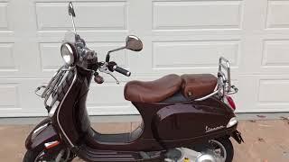 Vespa Lxv 150 Cc - 2013