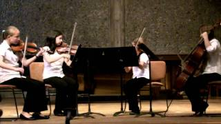 Bach String Quartet Prelude No. 1