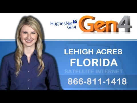 Lehigh Acres FL Satellite Internet Service Deals, Offers, Specials And Promotions