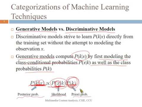 Multimedia Content Analysis -- 13_Brief Introduction of Machine Learning Techniques
