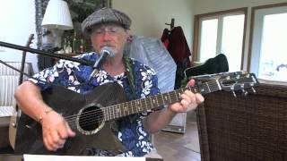 918 - Greenfields - acoustic cover of The Brothers Four with chords and lyrics