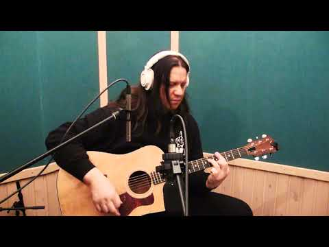 """Pushking Community """"Flame of the rising soul"""" 2018 acoustic guitar session"""