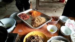 我地農莊,素蘿蔔糕配方,Sammy大師教導