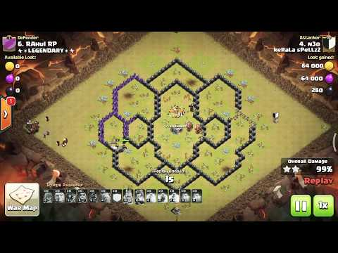 Th9 Diamond bases not a problem try this attack