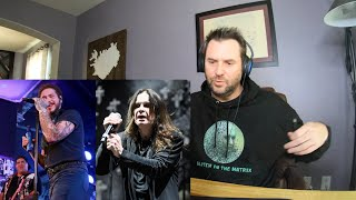 Post Malone feat.  OZZY OSBOURNE & Travis Scott | Take What you Want | Reaction