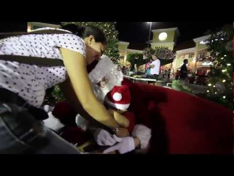 Christmas in Governors Square, Cayman Islands. (2012)