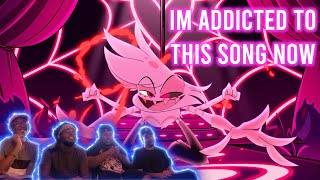 ADDICT(MUSIC VIDEO) HAZBIN HOTEL LIVE REACTION | THIS SONG IS STUCK IN MY HEAD! YouTube Videos
