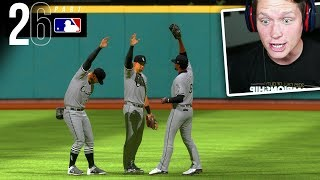 MLB 19 Road to the Show - Part 26 - AN UNLIKELY GRAND SLAM