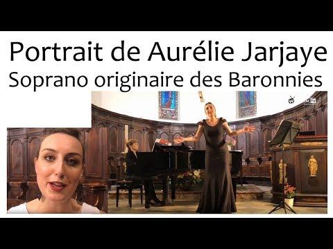 Portrait de Aurélie Jarjaye
