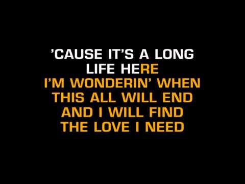 Wynonna - Heaven Help My Heart (Karaoke)