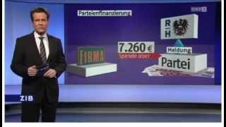 Wie Politik funktioniert -- Lobbyismus, Parteifinanzierungen (am Beispiel Österreich) - 1$=1vote