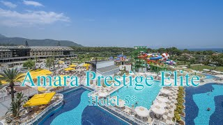 Amara Prestige Elite 5 Турция Кемер Отзыв 2019