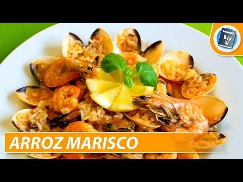 Arroz Marisco – Portuguese seafood rice recipe