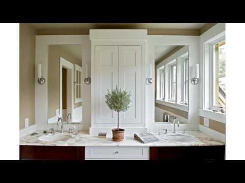 Badspiegel design ideen