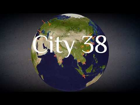 Geography for Kids - Best City - Top Cities in the World - Animation for School - Population