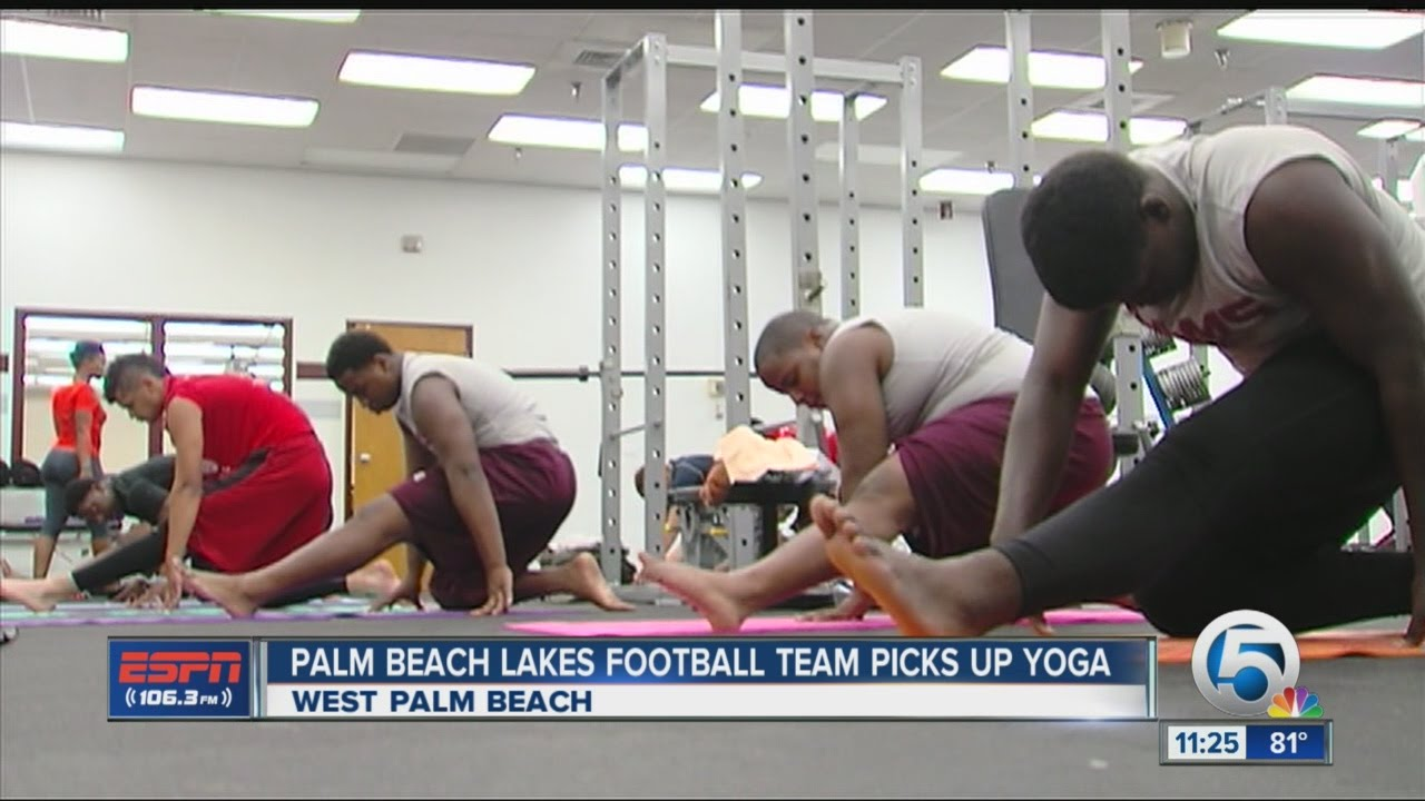 Yoga On The Beach In West Palm Beach