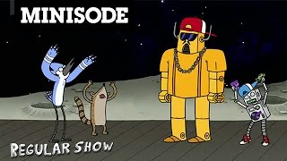 Regular Show | Robot Rap Battle | Minisode | Cartoon Network