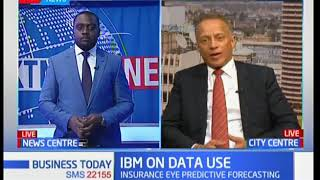 Business Today - 20th February 2018 - DATA SCIENCE: IBM and APA get into insurance partnership