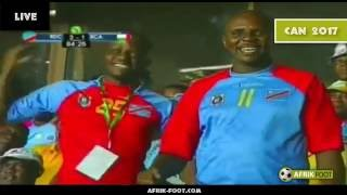 RD Congo vs Centrafrique (4-1) | Qualifications CAN 2017