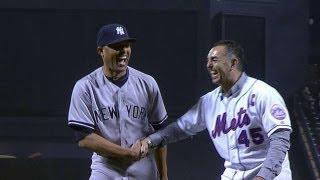 NYY@NYM: Mets honor Mo at Citi Field