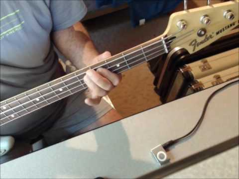 Inseparable (Bass Cover)
