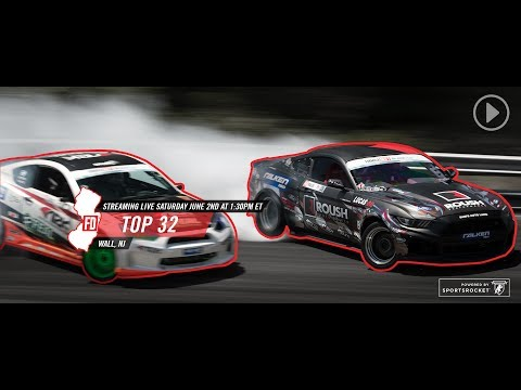 Network A Presents: Formula Drift Wall, NJ- Main Event