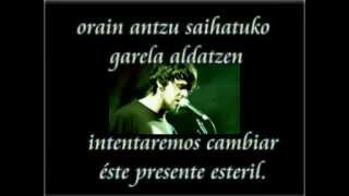 Berri Txarrak - Denak ez du balio(Letra euskera y español) Feat.Tim Mcilrath(rise against) // Libre