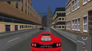 Need For Speed II SE GAME VIDEO