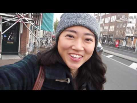 Study Abroad Copenhagen - A weekend in AMSTERDAM