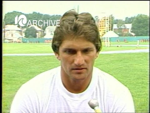 WAVY Archive: 1979 Washington Redskins Training-Joe Theismann