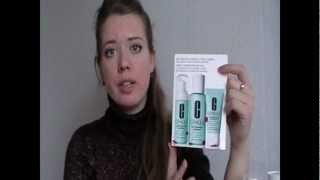 Обзор на набор Clinique Anti-Blemish Solutions All skin types