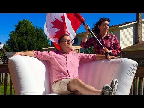 EXPLAINING CANADA DAY TO AMERICANS
