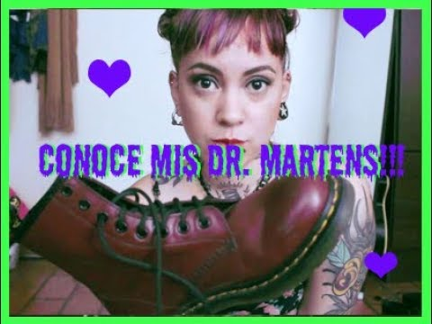 """★ CONOCE MI COLECCIÓN DE """"DR. MARTENS"""" ★"""