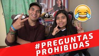 Preguntas prohibidas a papá | Camila tv